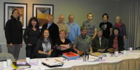 VANL-CARFAC Board and Staff at 2008 Fall Face-to-Face meeting