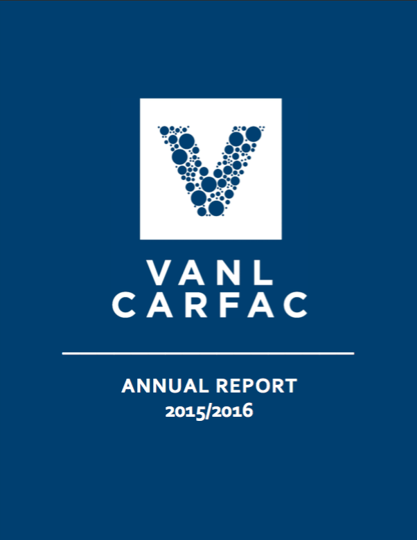 vanl-annual-report-2016-cover
